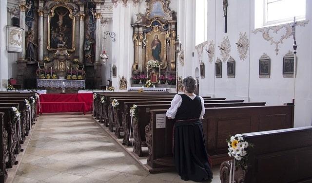 Где сейчас Бог? Почему в церквах больше не чувствуется Божьего присутствия