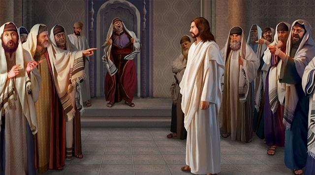 Берегитесь закваски фарисейской и саддукейской