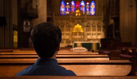 Церкви находятся в запустении,Церковь