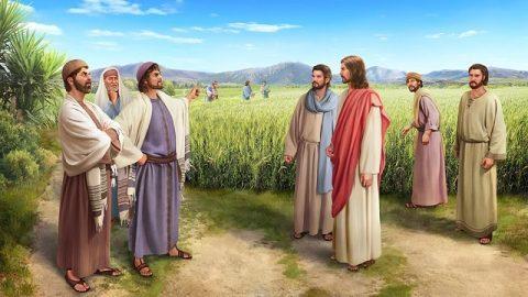 Фарисей обвиняет Господа Иисуса