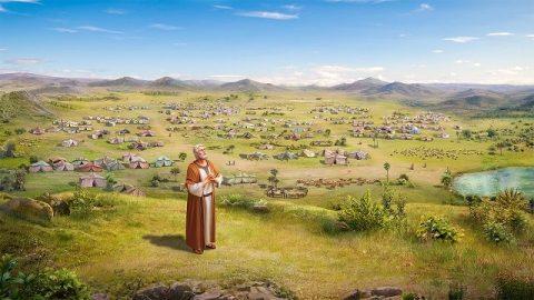 Божье обетование Аврааму