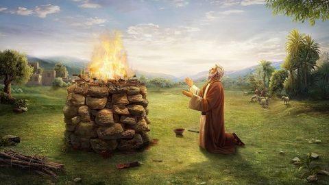 1. Характеристика Иова Богом и характеристика его в Библии