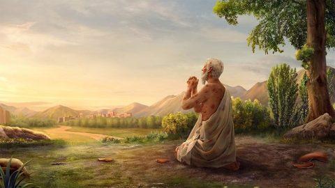 Библейские истории читать - Он понял почему Иов проклял день своего рождения