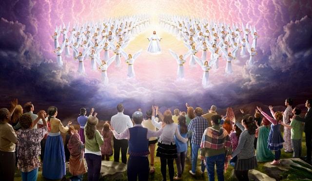 Господь со славой