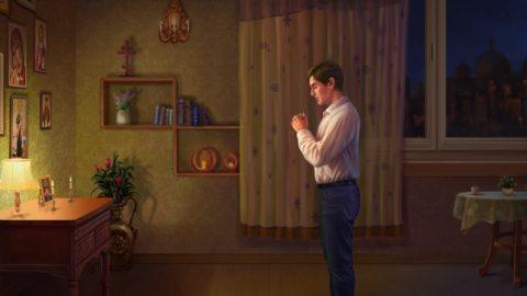 Разрешены 3 вопроса, чтоб Иисус Христос услышал твои молитвы