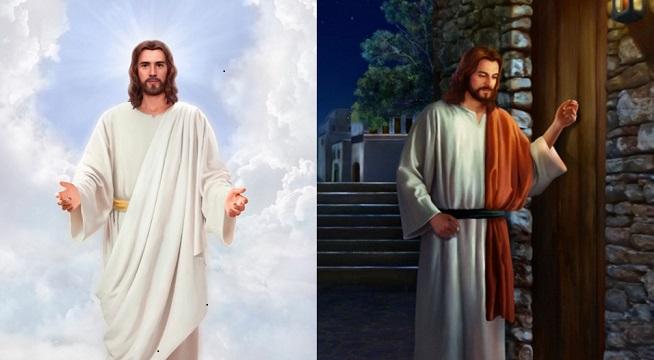 Оказывается, что Иисус Христос возвращается в двух этапах: сначала тайно, а потом открыто на белых облаках