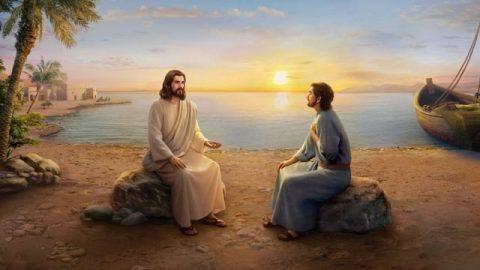 Христос воскрес-петра