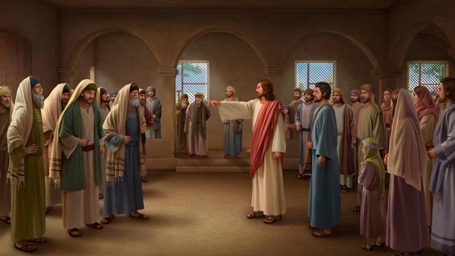 Иисус Христос-фарисей