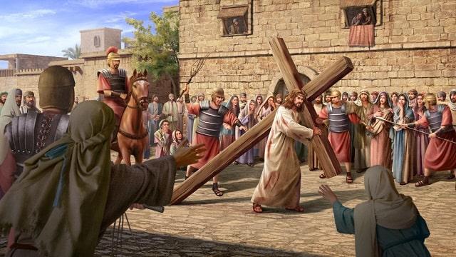 Является ли характер Иисуса Христа милосердным и любящим