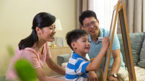 У меня появился путь как стать хорошим родителем, чтоб воспитать своих детей (II)