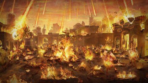 Хотя Божий гнев скрыт и неизвестен человеку, он не приемлет оскорбления
