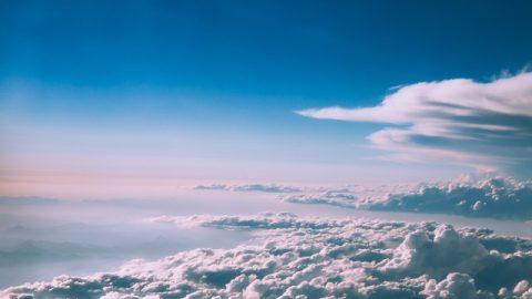 Основные условия обитания, создаваемые Богом для человечества — Воздушный поток