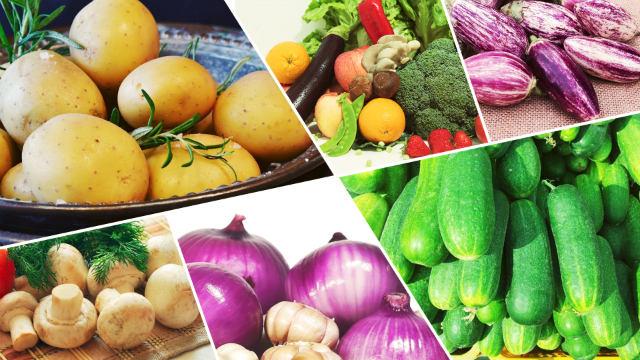 Все виды вегетарианской пищи, уготованные Богом для человечества
