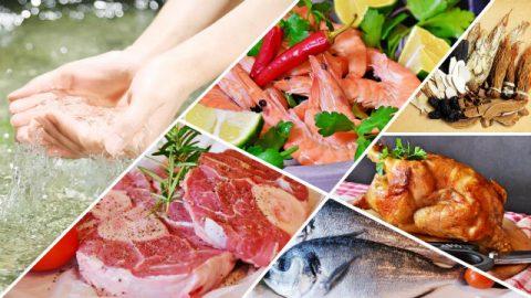 Мясо, источники воды и лекарственные растения, уготованные Богом для человечества