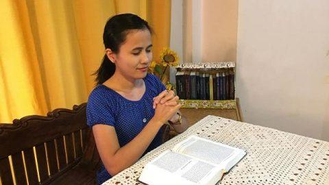 Преодолевая рабство слухов и моих представлений, я с радостью приняла возвращение Господа (I)