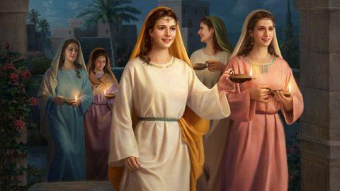 бедствия участились, как стать мудрой девой, чтобы встретить Господа?